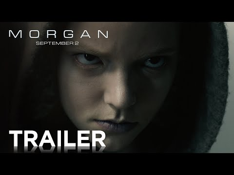 Morgan | Official Trailer [HD] | 20th...