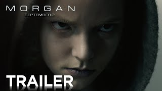 Morgan | Official Trailer [HD] | 20th Century FOX by : 20th Century Fox