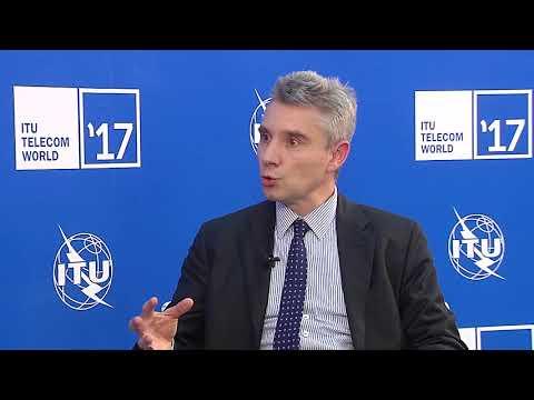ITU TELECOM WORLD 2017: Marc Vancoppenolle, Global Head of Government Relations, NOKIA