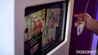 POSOMAT - Der Fotoautomat aus Karlsruhe - Trailer