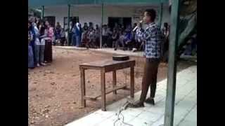 Rahmat Stand Up Comedy