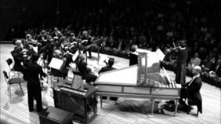 J. S. Bach : Brandenburg concerto No. 5 in D major BWV1050 - 1st movement