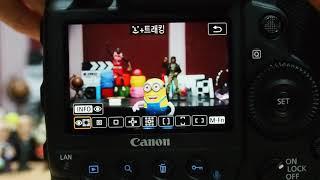 Canon EOS 1D X Mark III 라이브뷰 A…