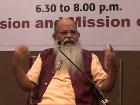 Vision & Mission of Life AMA 2012 (English) Talks 1 of 5
