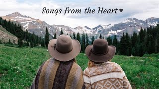 Songs from the Heart- Indie/Folk Playlist, 2021