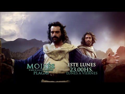 La séptima plaga está cerca, ¡no te pierdas Moisés y los 10 Mandamientos!