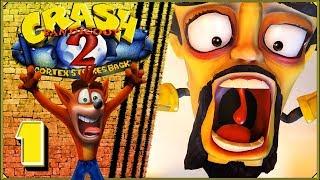 Crash Bandicoot 2 #1 - Współpraca z wrogiem!