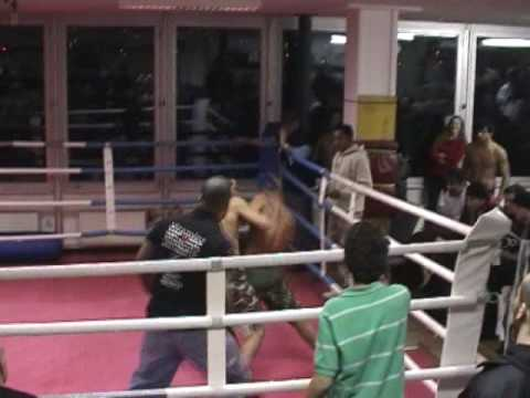 SHOOTO SWISS -12- AHMET vs. MATHIOU (at Fight club zürich)