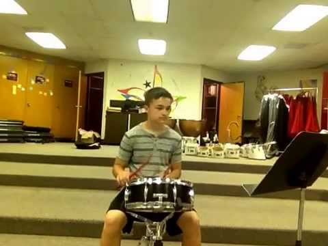 Dakota Lambert Concordia Musical Arts Day Audition (ACCEPTED)