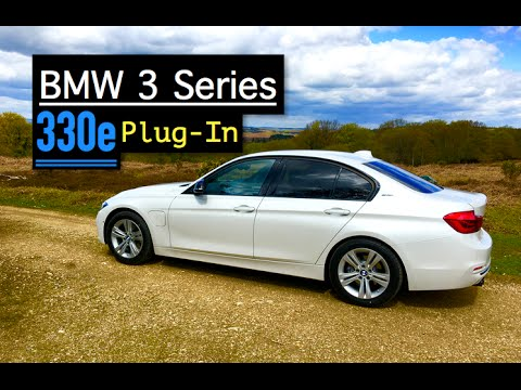 2016 Bmw 3 Series 330e Plug In Hybrid Review Inside Lane Youtube