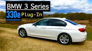 2016 BMW 3 Series 330e Plug-in Hybrid Review - Inside Lane