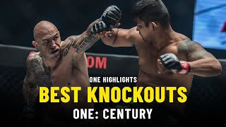 Best Knockouts | ONE: CENTURY