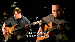 Evans Blue - Cold - unplugged (español)