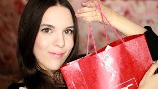 Покупки косметики и парфюмерии: Balenciaga, Biore, BeYu, Clarins, Garnier, GreenMama, Sleek - Видео от Annarusabella