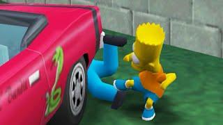 Quando i Simpson incontrano GTA, il Family Friendly non può esistere