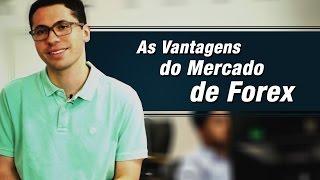 MERCADO DE FOREX - As Vantagens de Investir no MERCADO DE FOREX | Marcello Vieira