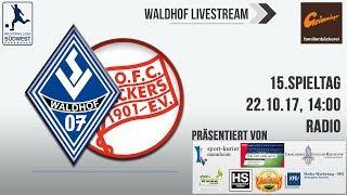 Mannheim vs Kick. Offenbach full match