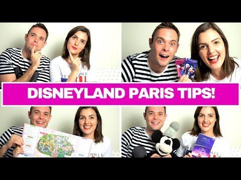 20 DISNEYLAND PARIS TIPS! | 2017