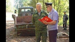 В Дмитровском районе повторно провели субботники в лесу