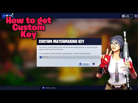 how to custom matchmaking in fortnite pc