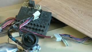 Стартер не работает от ключа на ВАЗ 2110; 11; 12. В чём причина и как её устранить. 2 часть.