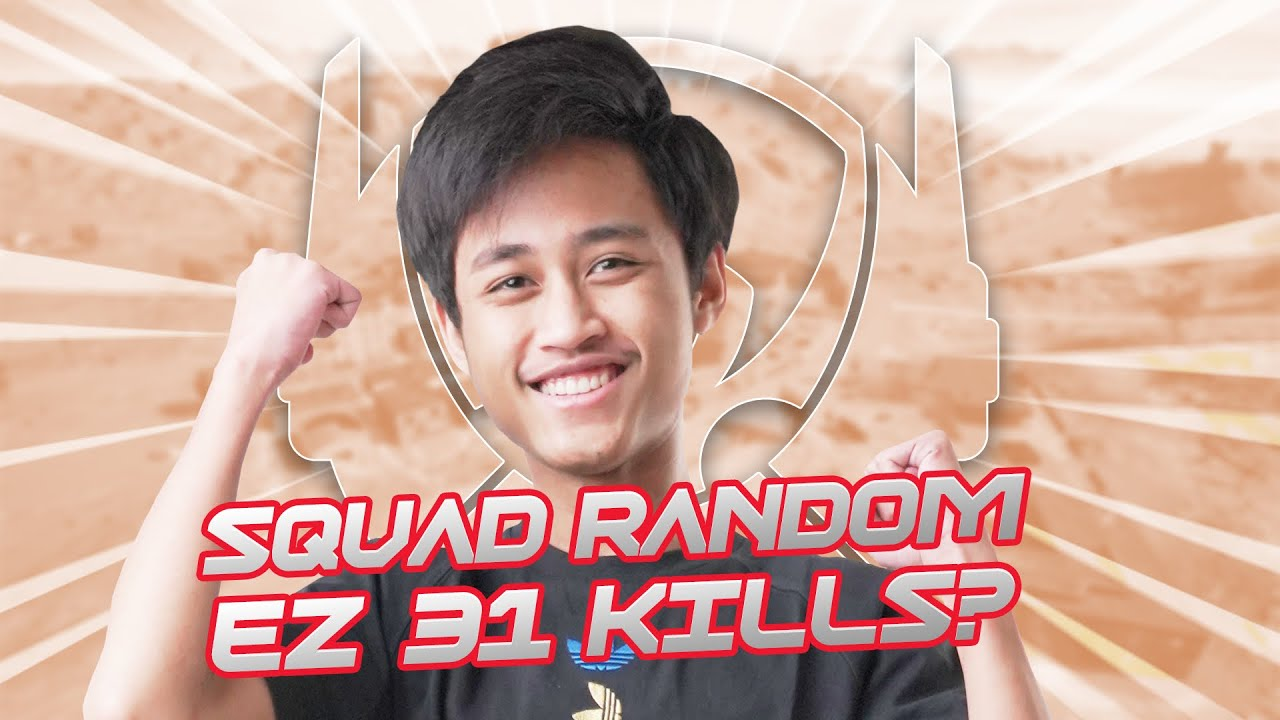 MAIN RANDOM DAPET 31 KILL !!!  - PUBG MOBILE INDONESIA