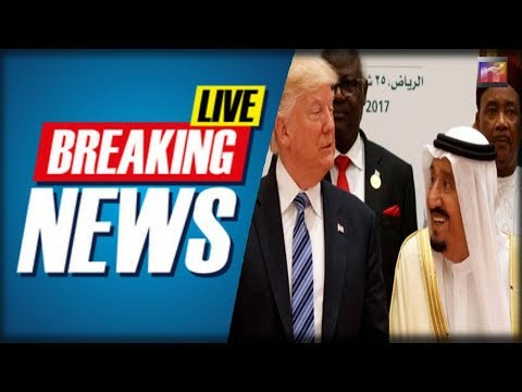 BREAKING: Trump Poses REVOLUTIONARY Question To Arab States