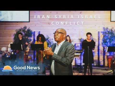 The Iran-Syria Israel Conflict