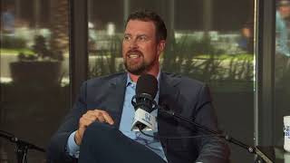 Former NFL QB Ryan Leaf Explains The Hunter S. Thompson Letter | The Rich Eisen Show | 7/5/18