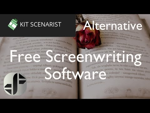 Free Screenwriting Software | 2019 | Alternative Software Tutorial