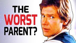 How Han Solo FAILED Kylo Ren