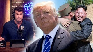 TRUMP'S FAULT?? The Truth About North Korea   Louder With Crowder