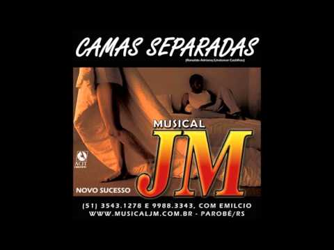MUSICAL JM - CAMAS SEPARADAS