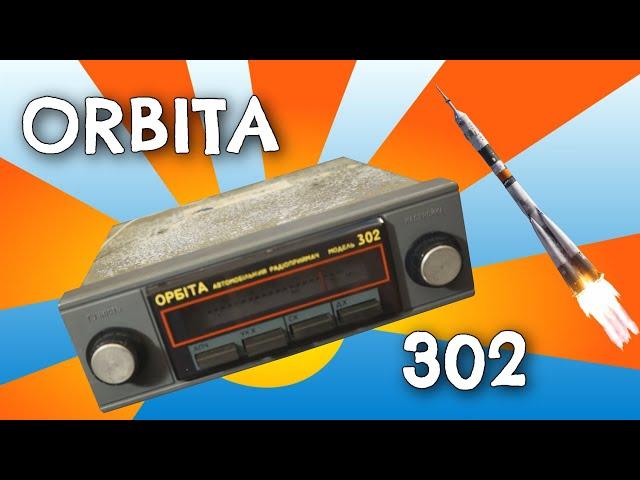 [Naprawy] Radio Orbita 302 (w tym przestrojenie)