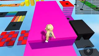 ROBLOX Obby with my girlfriend #roblox 2