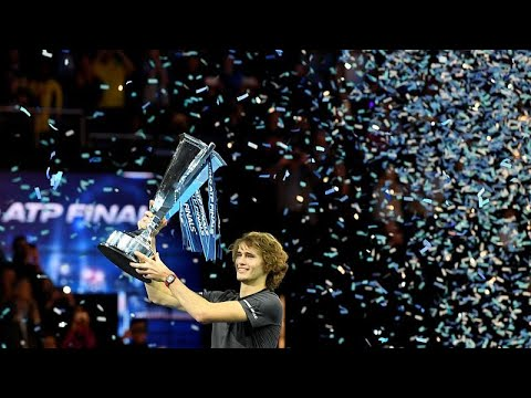 كرة المضرب: دجوكوفيتش يتلقى صفعة على يد زفيريف في بطولة لندن الختامية …  - 22:53-2018 / 11 / 18