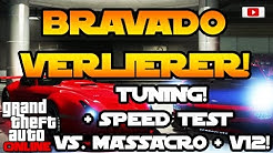 GTA 5 Online -  Bravado Verlierer Tuning + Speed Test! [Executives And Other Criminals Update]