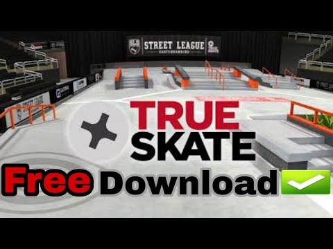 True Skate Free Download IOS/Android✅True Skate Hack All Maps & Skateparks🔥Everything Unlocked☑