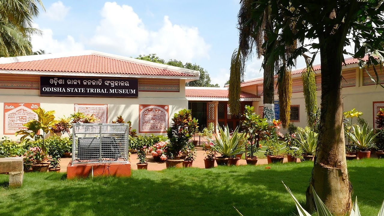 Odisha State Tribal Museum | Home