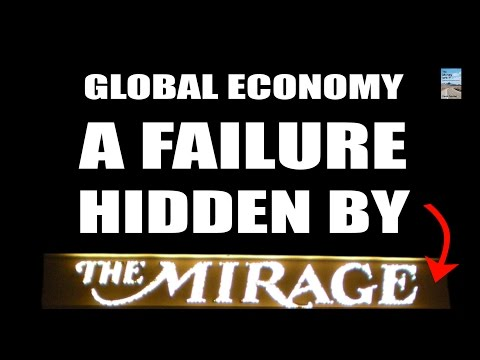 Global Economic COLLAPSE Shown in THESE Clear Warning Signals!