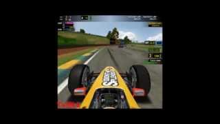TvEkŁ Gaming - Racing Simulation 3 bemutató
