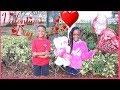 YAYA Has A Valentine Prank On Dad
