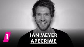Jan Meyer von ApeCrime im 1LIVE Fragenhagel | 1LIVE