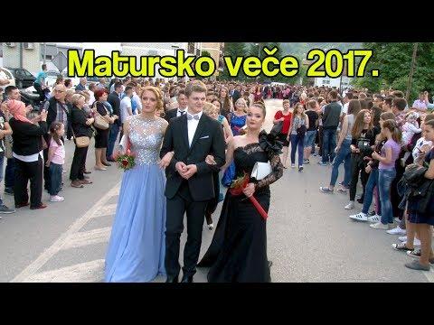 Matursko Veče 2017. Maglaj