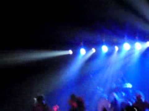 Heaven Shall Burn - Intro, Endzeit Live @ Hovet , Taste Of Chaos 2010