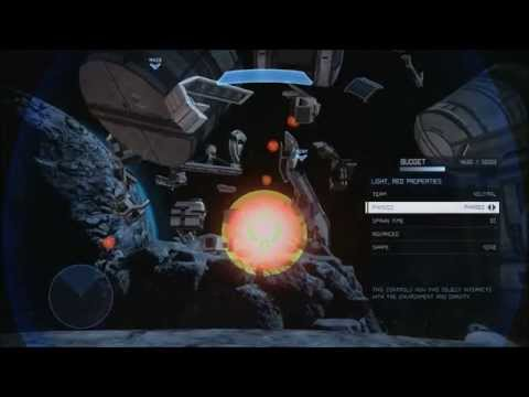 Halo 4 Kill Ball Stadium