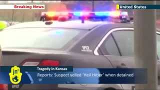 Kansas Jewish tragedy: Three dead as notorious ex-KKK leader suspect opens fire on Passover Eve