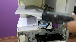 Black line printing problem solution of photo copier machines /printer machines