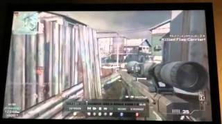 Modern Warfare 3 QuickScope Montage