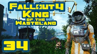 Let's Play Fallout 4: King of the Wasteland Challenge - Part 34 - Wanna Go For A Swan Boat Ride?